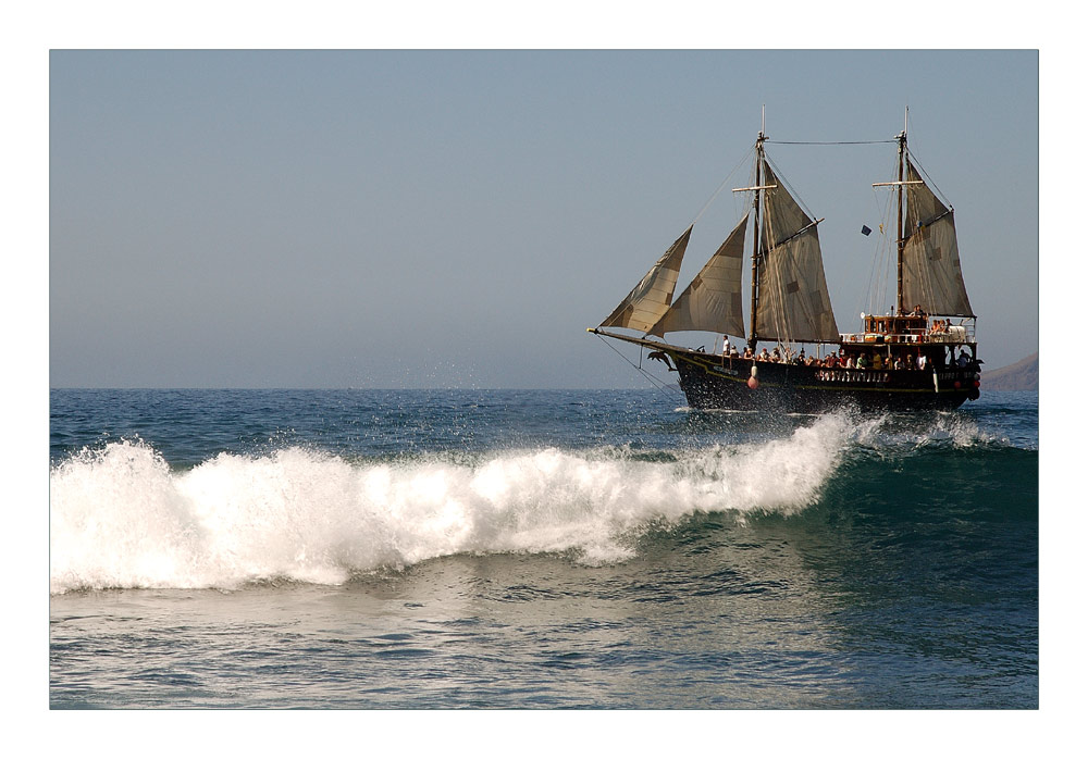 Pirates ahoy! - Piraten ahoi!
