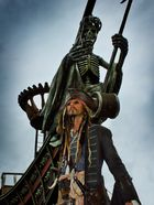 Pirates of the Carabbien / Fluch der Karibik - Captain Jack Sparrow Impersonator / Double Germany
