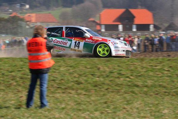 Pirelli Rallye 2005 Diese Fotografen !!!