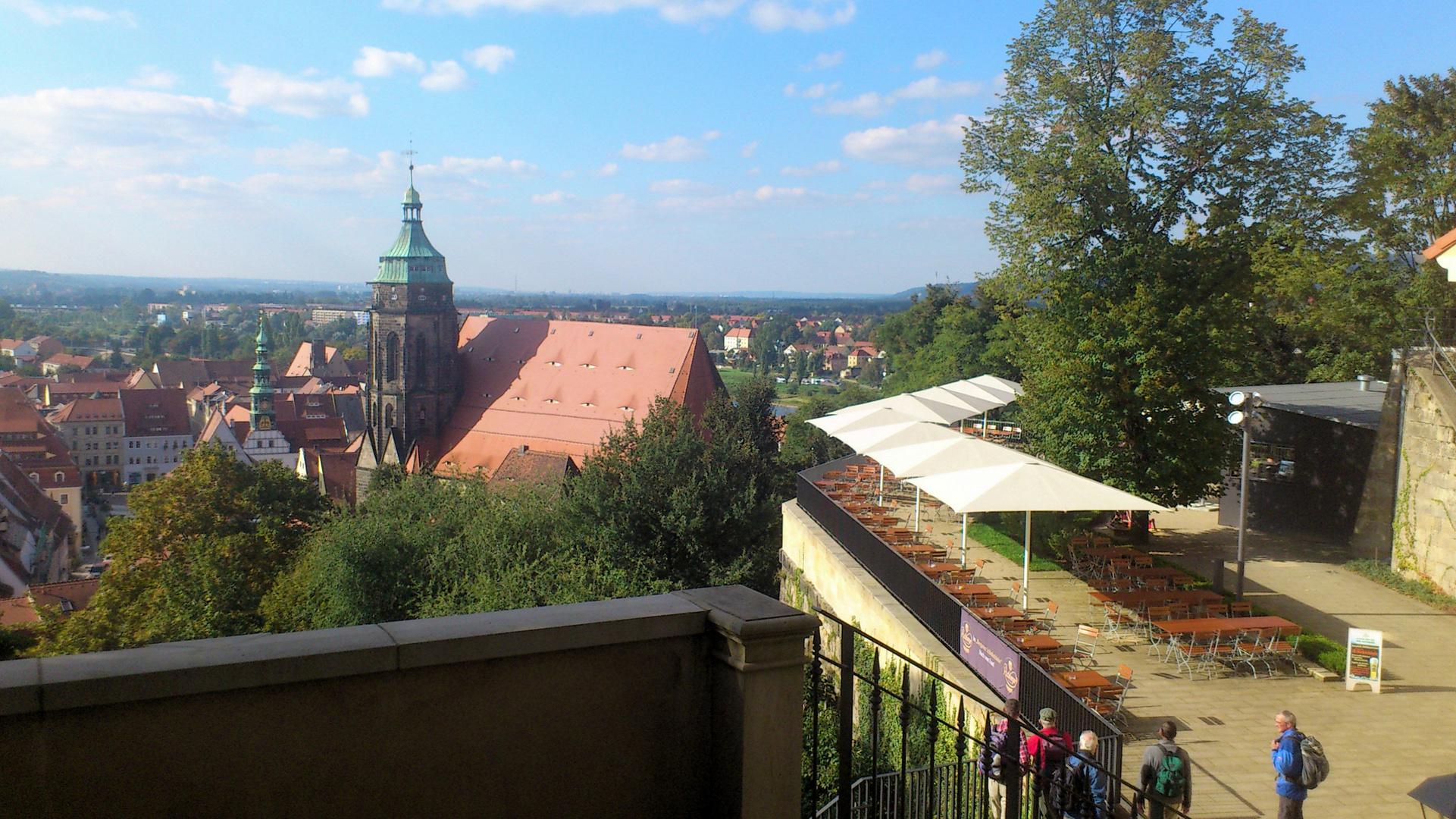 Pirna bei Dresden