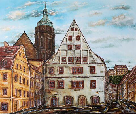 """""""Pirna-Historische Altstadt"""""""