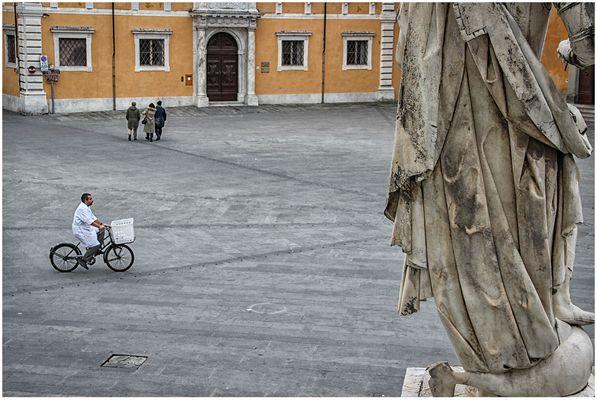 """PISA 12:01:17 - """"Sotto lo sguardo di Cosimo I de' Medici"""""""