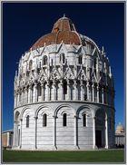 Pisa - Bapisterium