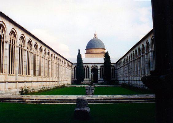 PISA - CAMPO SANTO