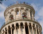 Pisa - der schiefe Turm - Details