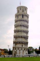 Pisa - schiefer Turm