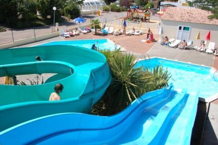 piscine extérieur camping orée de l'océan