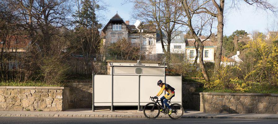 Pissoir auf der Sieveringer Straße 177(vers. 1)