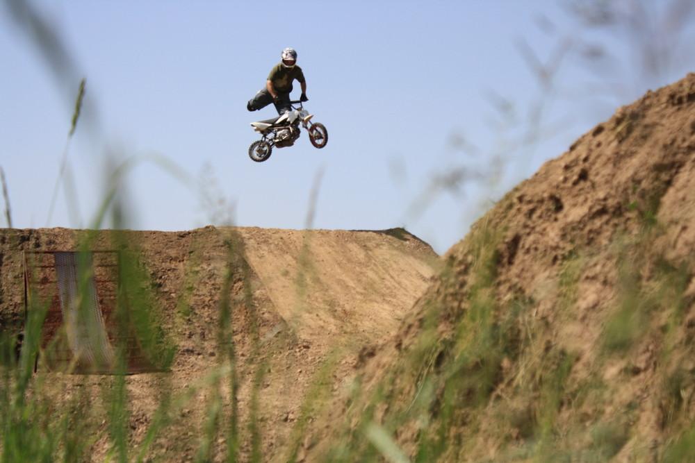 Pit Bike Freestyle Photo Et Image Sports Moto Sujets Images