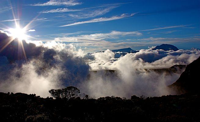 Piton des neiges - La Réunion