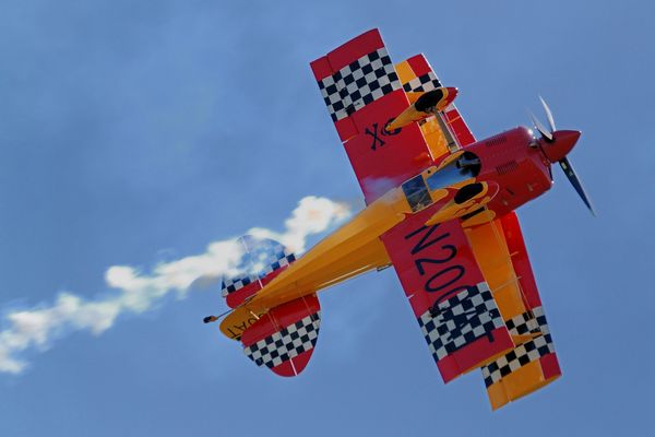 Pitts S-1T Special (N200AT)