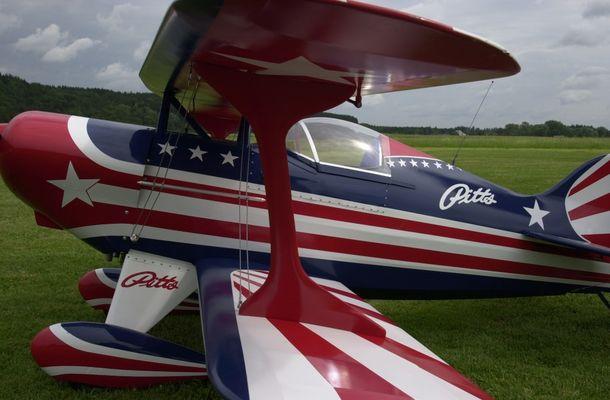 Pitts-S1 Modellflugzeug
