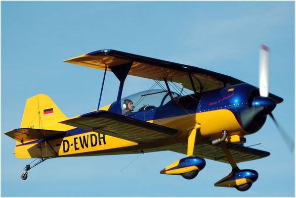 """Pitts S12 """"Monster Pitts"""""""