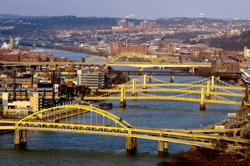 Pittsburgh eins