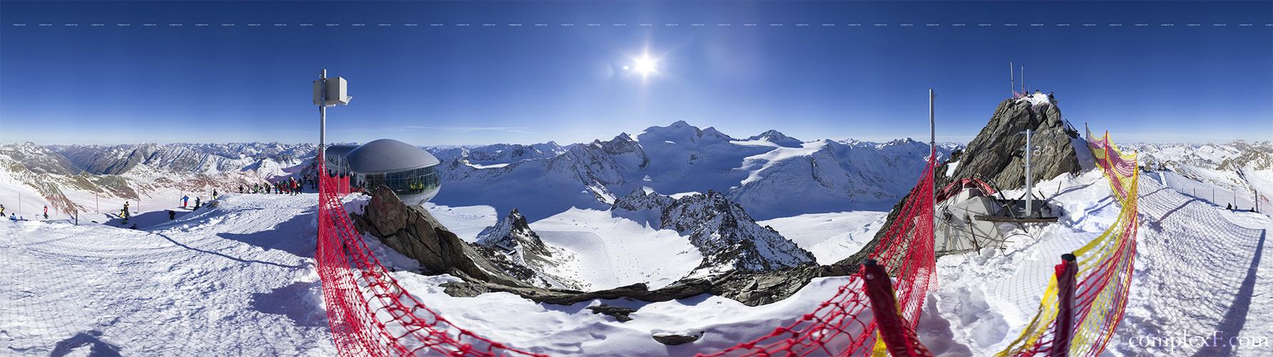 Pitztal, Gletscher Nov2012 #2