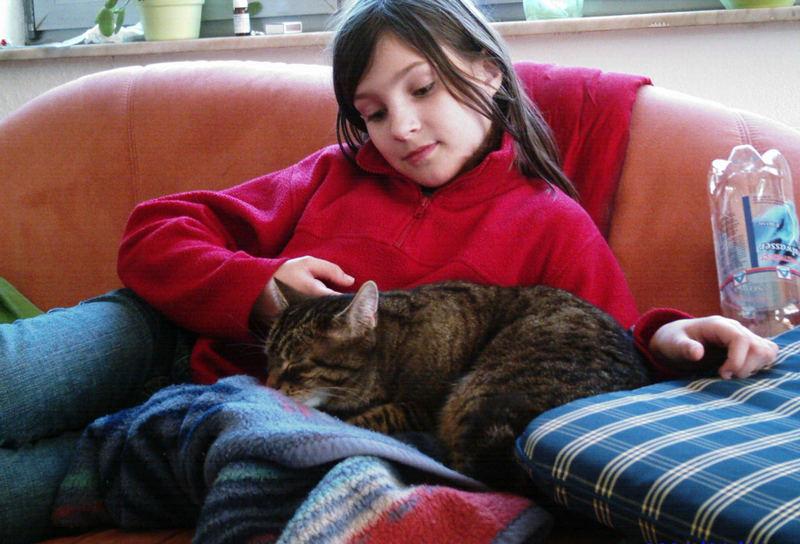 Pixi und ich