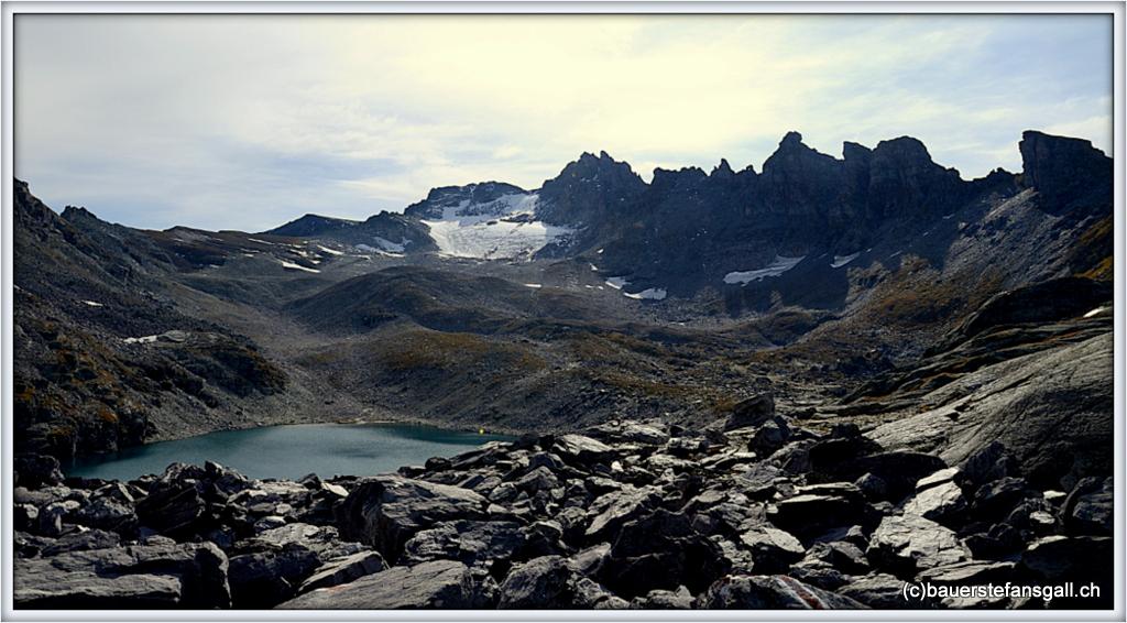 Pizol Gletscher I;SG;CH