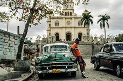 PKW Kathedrale Cuba Pabst
