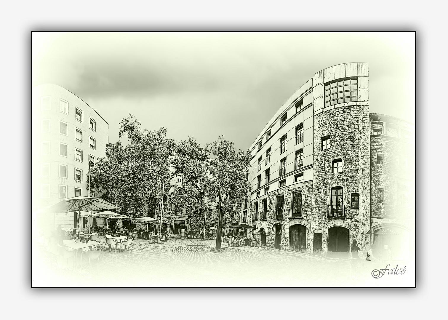 Plaça de Jacint Reventós