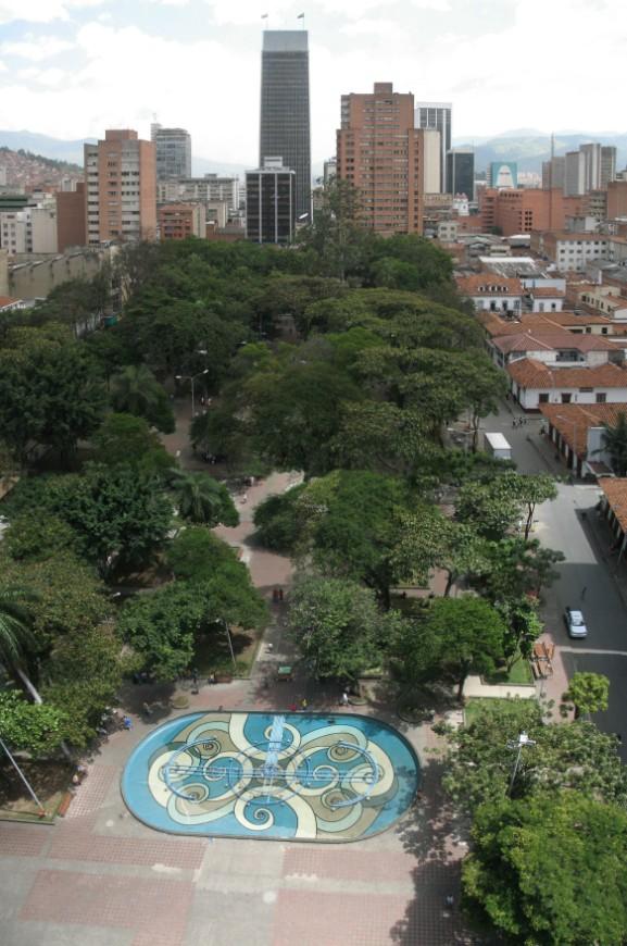 Placa de Bolivar