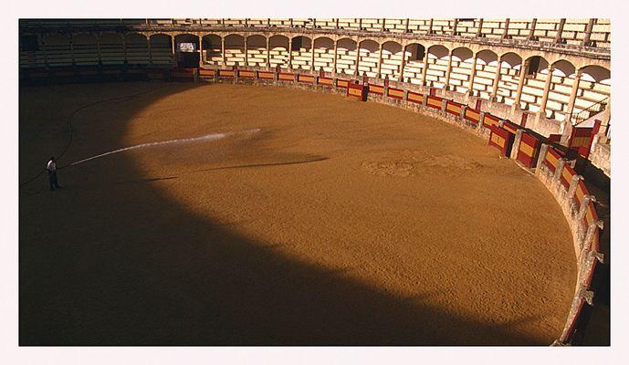 Placa del Toros, Ronda