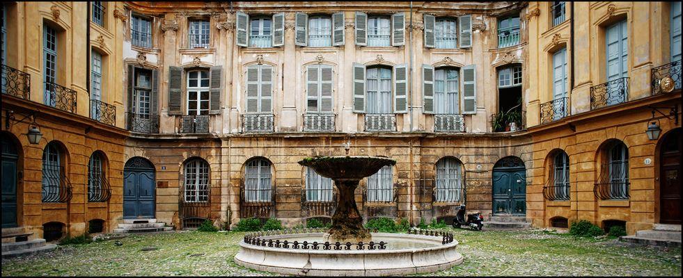 Place d'Albertas – Aix-en-Provence