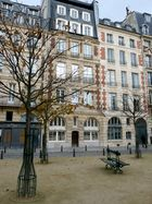 Place Dauphine - nochmal anders, Paris 1er