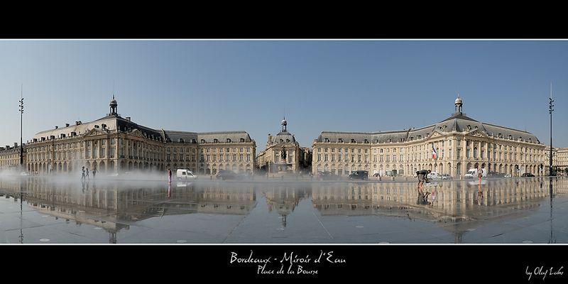 Place de la Bourse - Miroir d'Eau