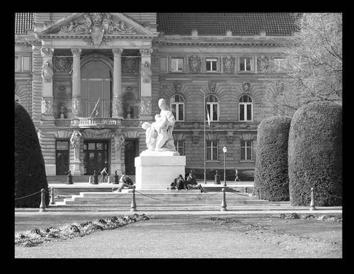 Place de la République - Strasbourg
