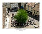Place de L'Eglise Monolithe - Saint Emilion
