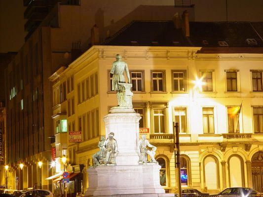 Place de Luxembourg - Bruxelles