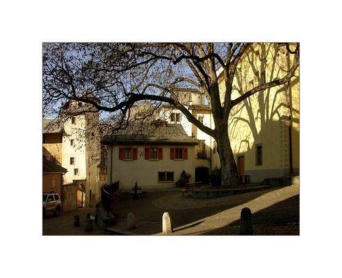 """""""Place du Vieux-Collège"""""""