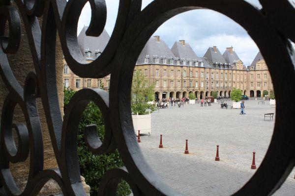 Place Ducale Charleville Mezières
