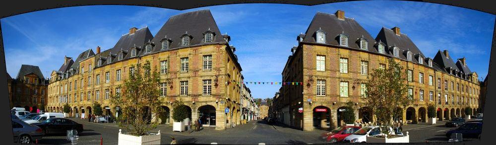 Place Ducale Charleville - Mezieres - Ardennes