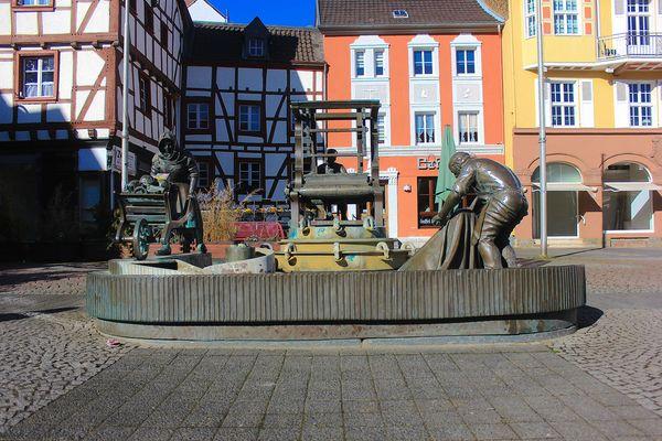 Place Euskirchen centre
