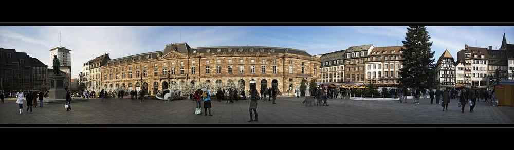 Place Klebér, Strasbourg