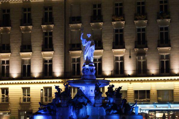 Place royal à Nantes
