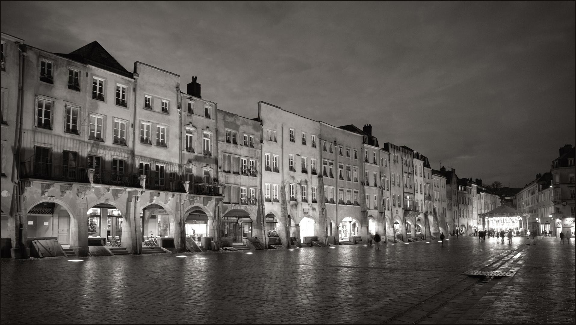Place Saint Louis in Metz