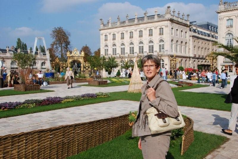 Place Stanislas Jardin Ephémère