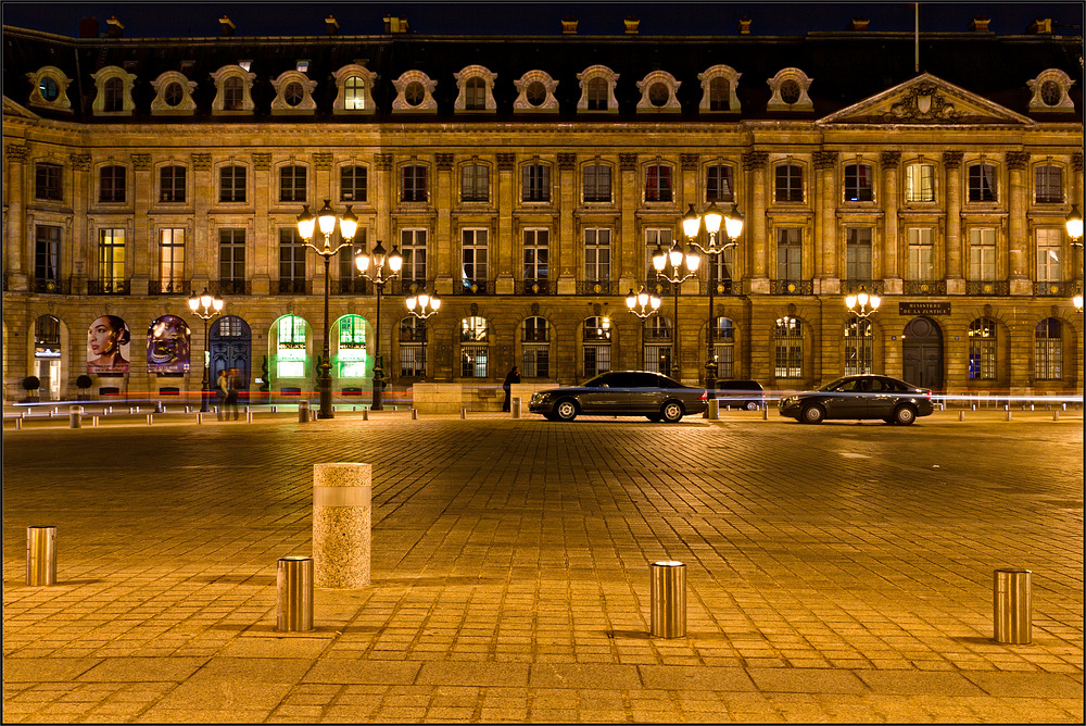 Place Vendôme .