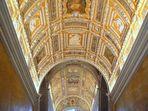 Plafond d'un escalier du Palais des Doges .
