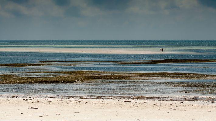 plage a Zanzibar