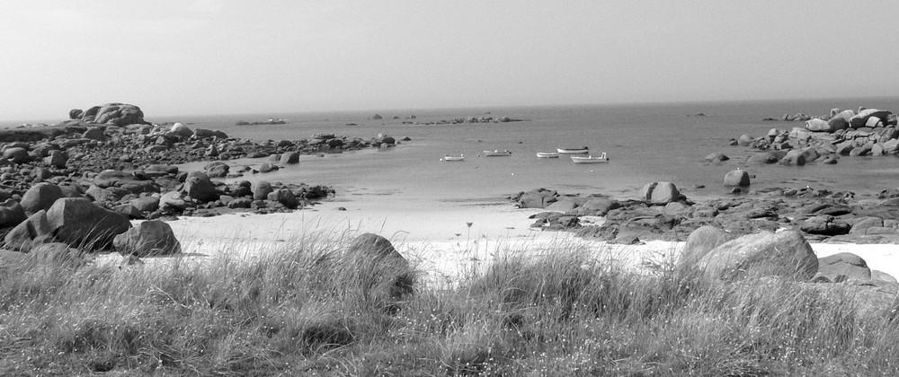 Plage , Bretagne