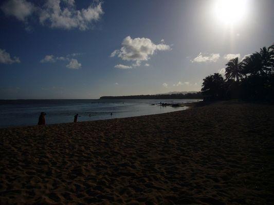 Plage de Riambel - Ile maurice