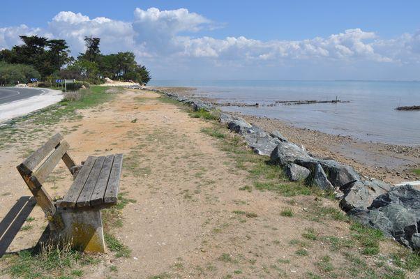 plage de rivedoux