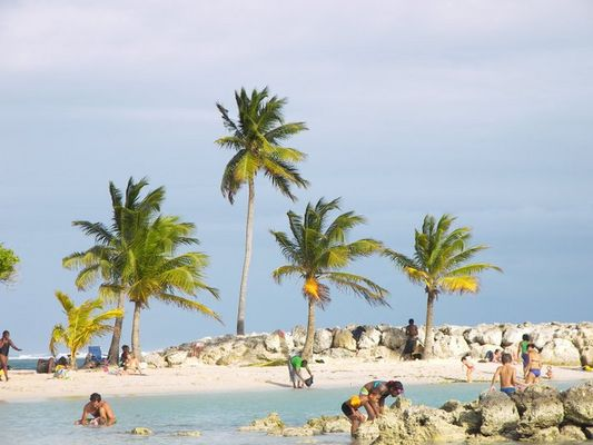 Plage de Sainte Anne (Guadeloupe )