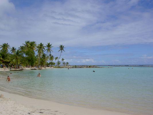 plage de Sainte Anne - La Guadeloupe