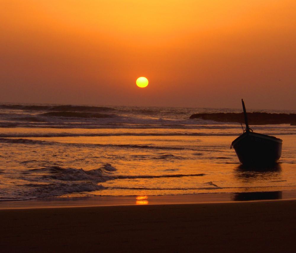 plage de tiznit Maroc ..