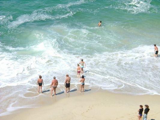 plage été bretagne