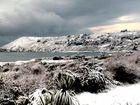plage sciotot neige